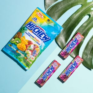 HI-CHEW Acai and HI-CHEW Tropical Mix