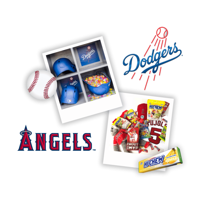 Dodgers and Angels