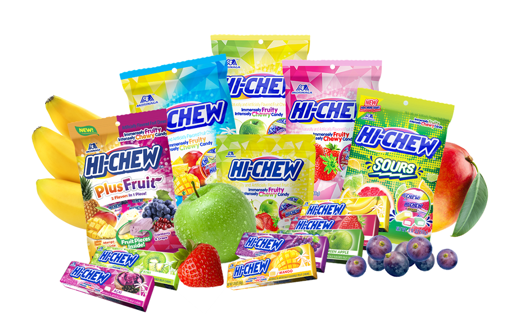 Hi-Chew Products